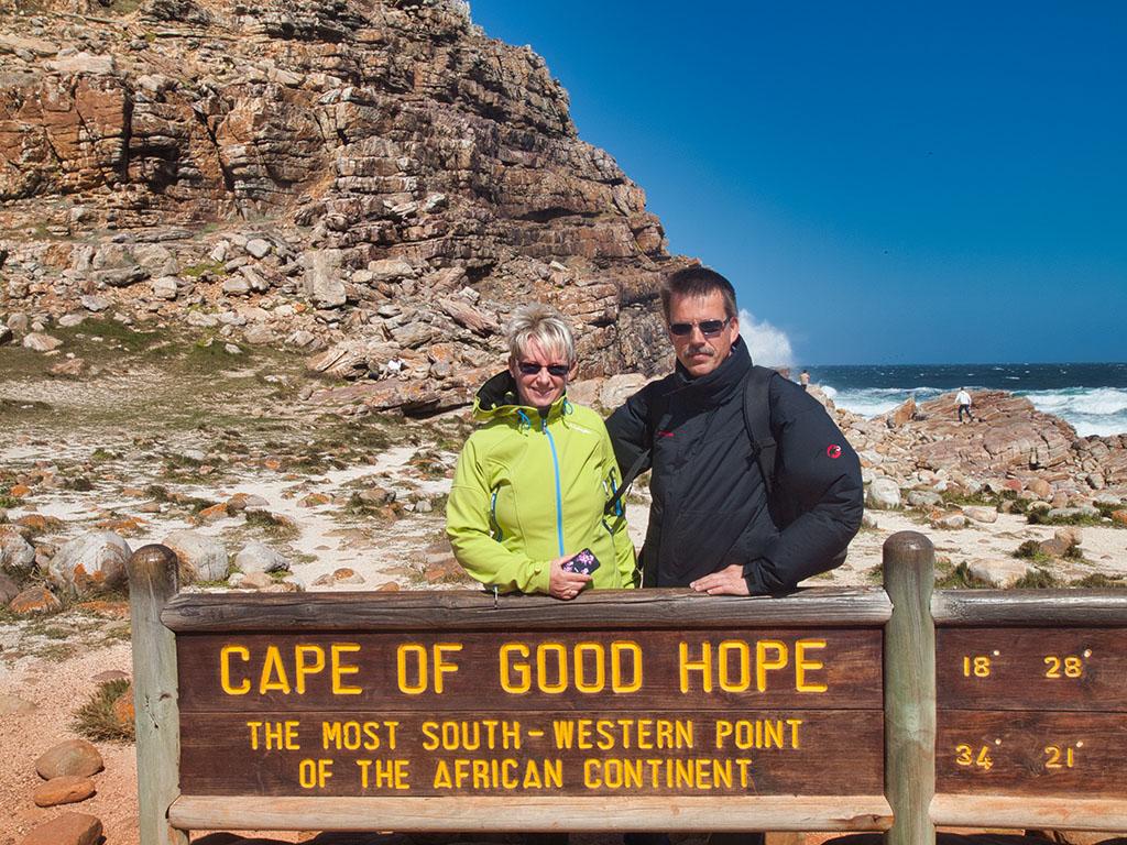 Kapstadt, Kap der guten Hoffnung