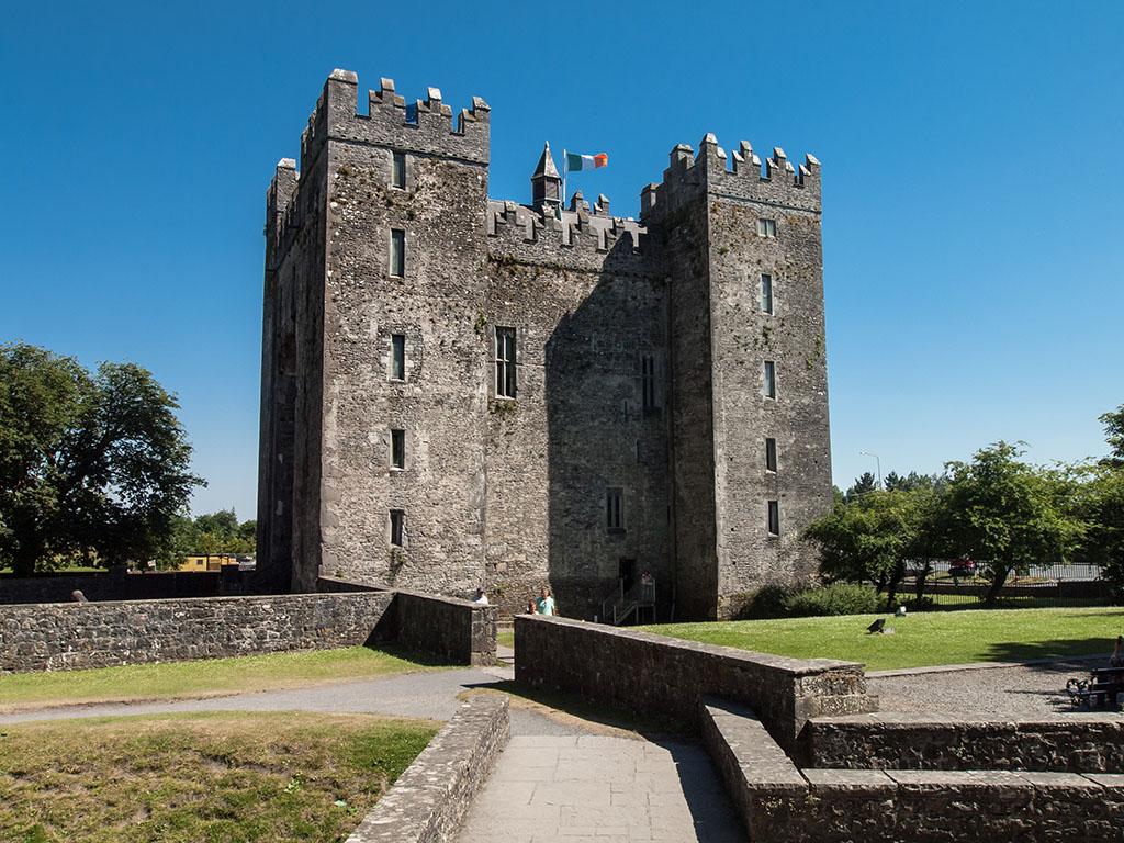 Castle Irland