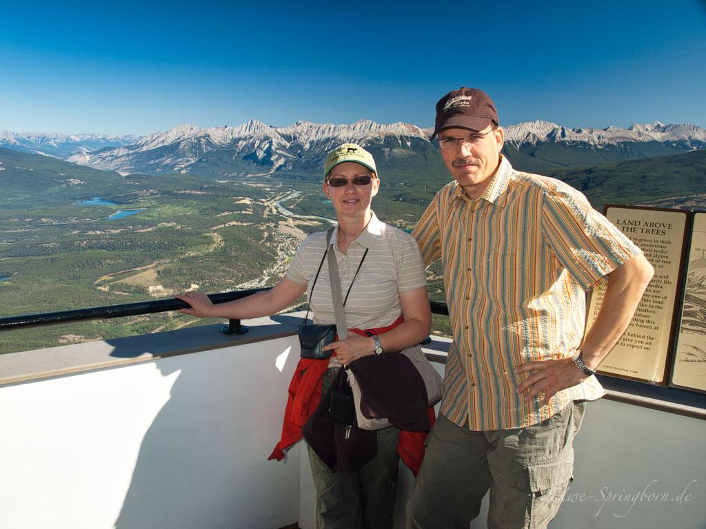 Bergstation Mount Whistler