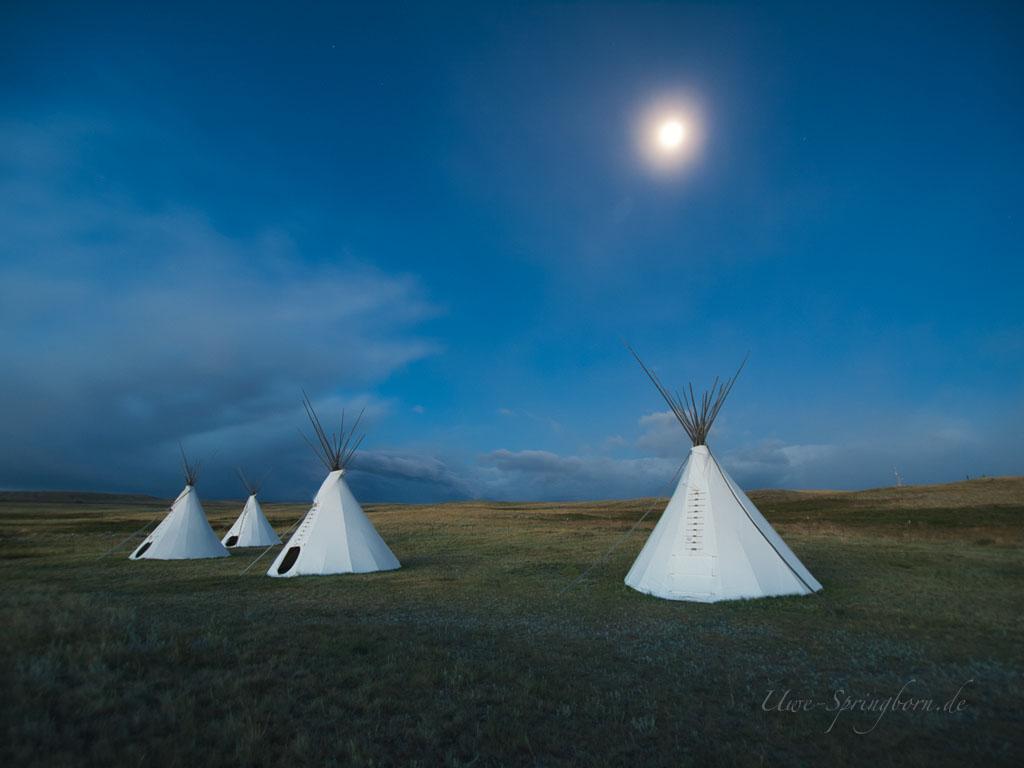 Montana Tipi Village Blackfeet Nation