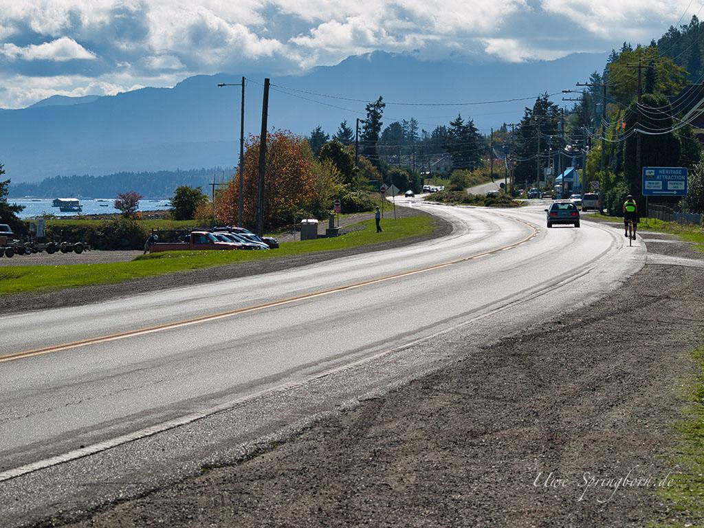 Oceanside Vancouver Island