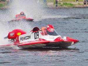 Lauf zur WM Klasse O-175, Rene Behnke (GER) (109).