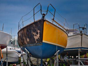 Welche Versicherung für das Boot