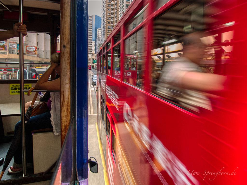 Tram Hongkong