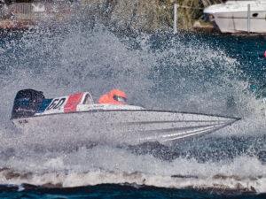 GT 50 Rennboot