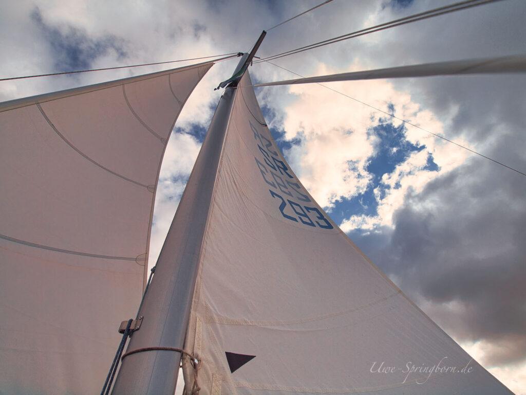 Rigg, Mastbruch und Yachtversicherung