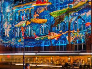 Festival of Lights - Rathaus Köpenick